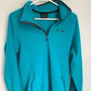 Oakley Zip Fleece Women's Medium
